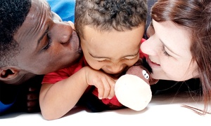 Two-Photography Ltd: £15 for a Family Photoshoot With Prints from Two-D Photography
