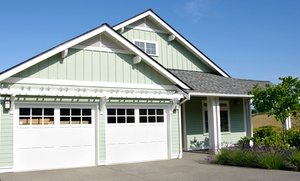 Broward Garage Doors: Garage Door Tune-Up Packages from Broward Garage Doors (Up to 75% Off). Two Options Available.
