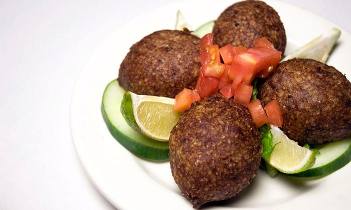 Chai & Chai - Fitzsimons: $11 for $20 Worth of Jordanian Cuisine at Chai & Chai