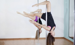 Steel Divas: One Month of Pole Dancing Lessons from R299 at Steel Divas Lonehill (Up to 57% Off)