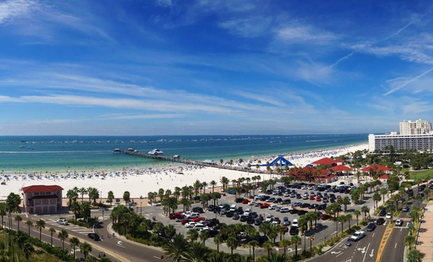 Pier House 60 Marina Hotel - Clearwater Beach, FL: Stay at Pier House 60 Marina Hotel in Clearwater Beach, FL, with Dates into October