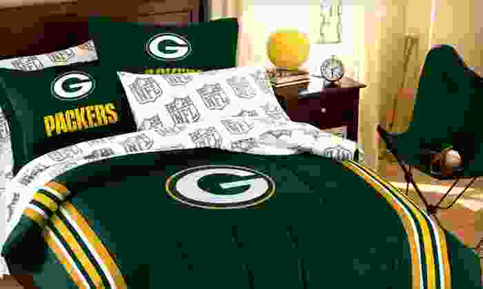 NFL Bed in a Bag: $69.99 for an NFL Bed in a Bag ($147.99 List Price). 17 Teams Available. Free Shipping.