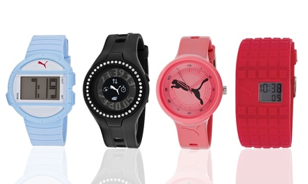 Puma Unisex Watches from $24.99–$37.99