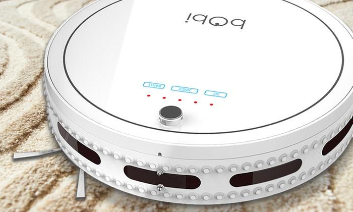 Bobi By Bobsweep Robotic Vac Groupon Goods