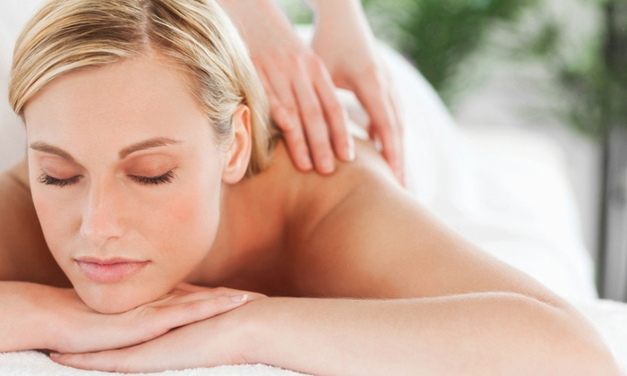 Millennium Hair Salon & Day Spa - Dublin: Massage & Foot Soak, or Massage, Foot Soak &LED Light Therapy at Millennium Salon & Day Spa (Up to 61% Off)