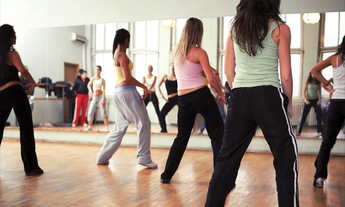 Club Pink Fitness For Women - Westampton: Five Zumba Classes at Club Pink Fitness for Women (44% Off)
