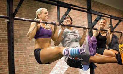 image for 10 CrossFit Classes or One or Two Months of Unlimited Classes at CrossFit Love Field (Up to 79% Off)