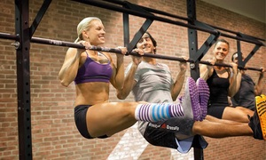 Crossfit Love Field: 10 CrossFit Classes or One or Two Months of Unlimited Classes at CrossFit Love Field (Up to 79% Off)