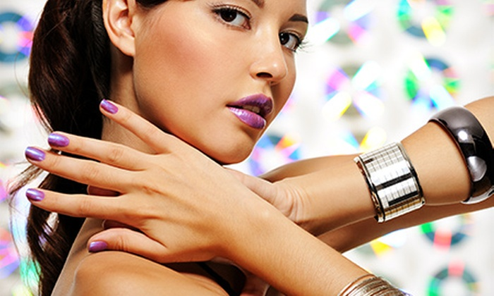 Miriam Claires (Local) - Bundall: OPI Manicure and Pedicure - One ($29) or Two Visits ($49) at Miriam Claire's, Bundall (Up to $190 Value)