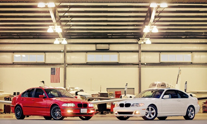 E46 Detailing - Spokane Valley: One or Two Interior and Exterior Auto-Detailing Packages at E46 Detailing (Up to 56% Off)