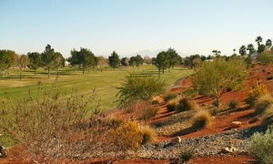 Los Prados Golf Course: Weekday or Weekend Round of Golf for 1 or 2 with Cart and Draft Beer at Los Prados Golf Course (Up to 38% Off)