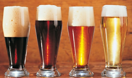 Craft Beer Tasting Package for Two or Four at Border Brewery (Up to 55% Off)