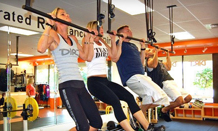 Dirt Fitness - Boca Raton: $20 for 20 Fitness Classes at Dirt Fitness ($400 Value)