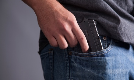 Concealed-Carry Class for One or Two at The Lead Shed (Up to 52% Off)