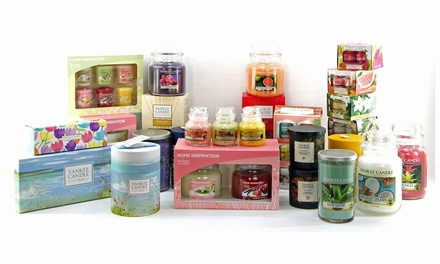Yankee Candle Gift One Supplied