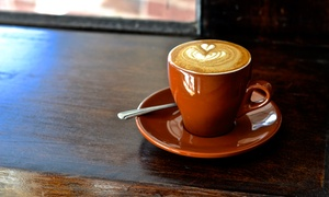 Insight Coffee Roasters: $17.50 for Five Groupons, Each Good for $5 Towards Coffee, Tea, and Pastries at Insight Coffee Roasters ($25 Total Value)
