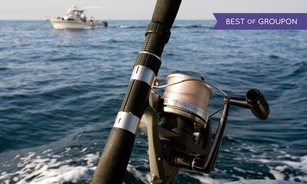 Chartered Halibut-Fishing Trip for Two or Four from Discover Alaskan Adventures (Up to 54% Off)