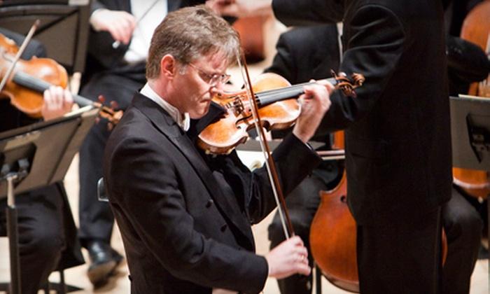 "Chicago Philharmonic Orchestra Presents ""Bernstein and Schubert"" - Pick-Staiger Hall: Chicago Philharmonic Orchestra Presents ""Bernstein and Schubert"" at Pick-Staiger Hall on Friday, May 24 (Up to Half Off)"