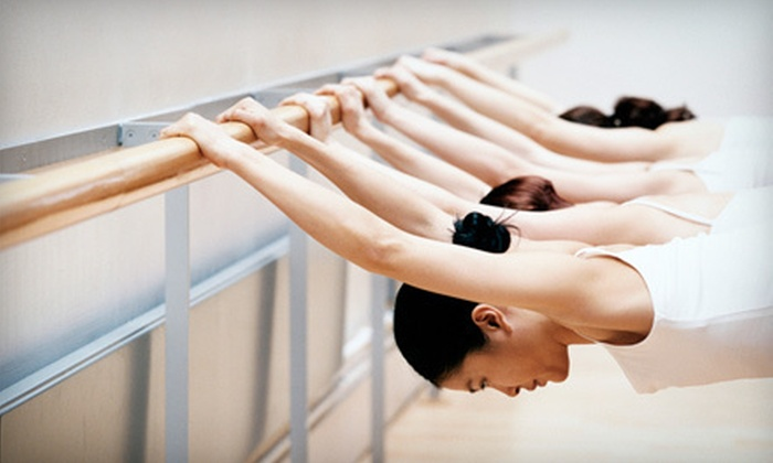 Fembody Fitness - Multiple Locations: 5 or 10 Barre, Burlesque, or Flexibility Fitness Classes at Fembody Fitness (Up to 81% Off)