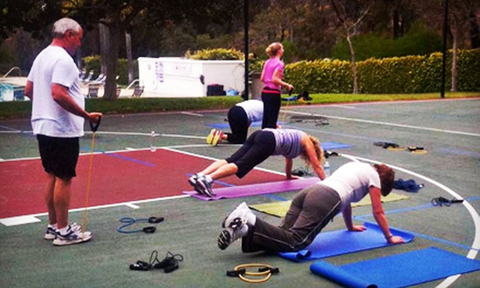 Wendy's Boot Camp - San Clemente: 28-Day Challenge, 10 Classes, or One Month of Unlimited Classes with Life Coaching at Wendy's Boot Camp (Up to 68% Off)