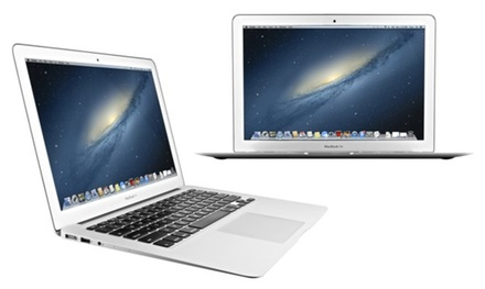 "Apple MacBook Air 13.3"" Laptop with 1.3GHz Intel Core i5 Dual-Core Processor (Scratch & Dent) with 45W MagSafe 2 Power"
