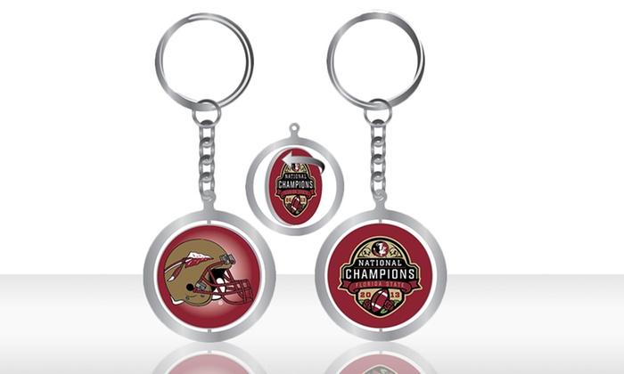Florida State BCS Championship Spinner Key Ring: Florida State BCS Championship Spinner Key Ring. Free Returns.