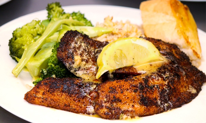 Sizzlin' Skillets and Sizzlin' Grille Cafe - Multiple Locations: Upscale Carry-Out Fare at Sizzlin' Skillets and Sizzlin' Grille Cafe (45% Off)