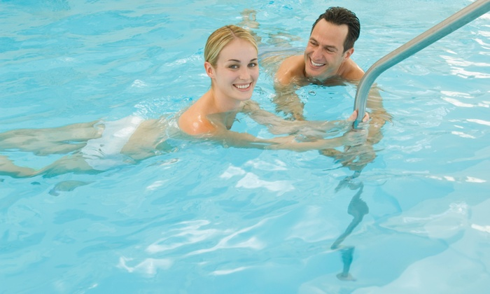 Crystal Blue Pool & Spa - Far North Dallas: $45 for $100 Worth of Services — Crystal Blue Pool