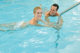 Crystal Blue Pool & Spa: $45 for $100 Worth of Services — Crystal Blue Pool