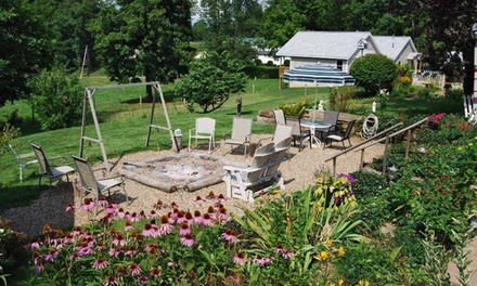 2-Night Stay for Two in a Cottage at Cottages at Garden Gate Get-A-Way in Millersburg, OH. Combine Up to 4 Nights.