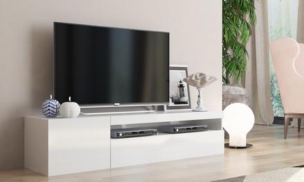 Mueble para TV Daiquiri disponible en dos tamaños y tres colores
