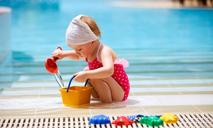Urbandale Parks and Recreation - Urbandale Swimming Pool: Annual Family Pool Pass at Urbandale Parks and Recreation (Up to 48% Off)