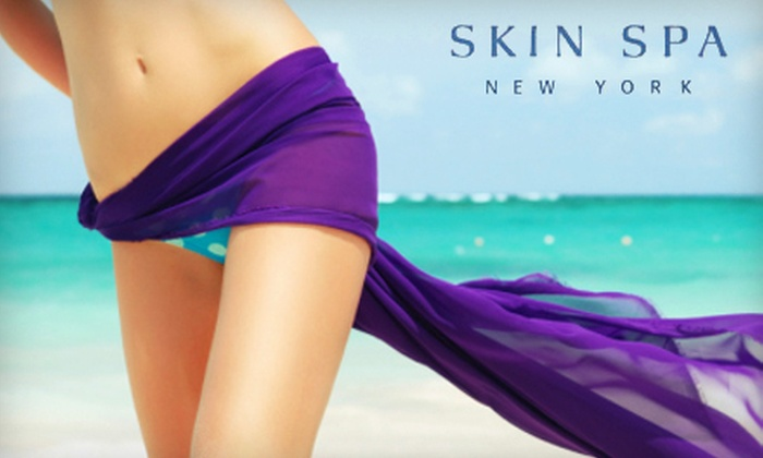 Skin Spa - Murray Hill: Six or Nine Zerona Laser Body-Sculpting Treatments at Skin Spa (Up to 75% Off)