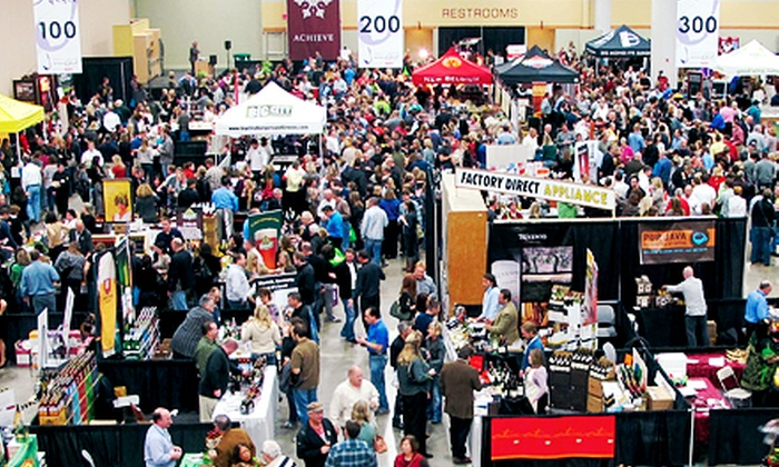 Iowa Events Center - Hy-Vee Hall at Iowa Events Center: $37 for One-Day Visit for Two to Iowa's Premier Beer, Wine & Food Expo presented by Hy-Vee (Up to $74 Value)