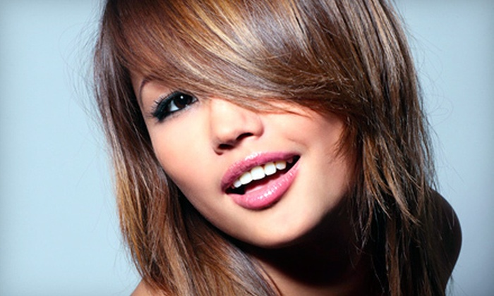 The New You Hair Salon - Glastonbury: Haircut and Conditioning with Optional Partial Highlights at The New You Hair Salon in Glastonbury (Up to 51% Off)