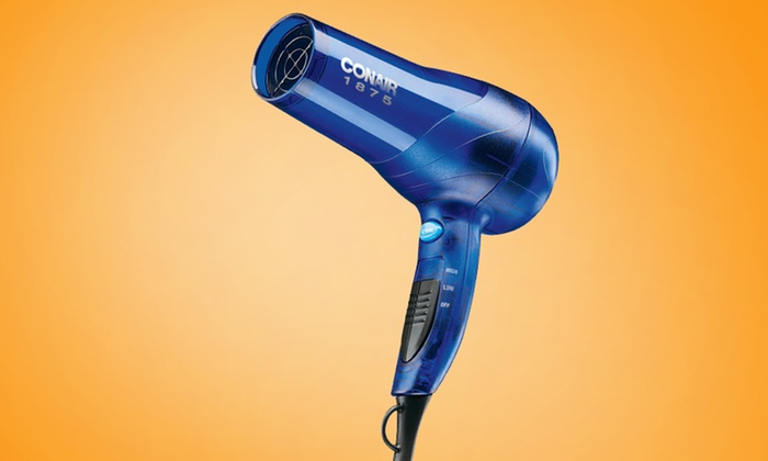 Conair 1875 Watt Turbo Hair Dryer and Styler: Conair 1875 Watt Turbo Hair Dryer and Styler. Free Returns.