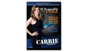 X-TrainFit Yoga: Carrie Kearney DVD