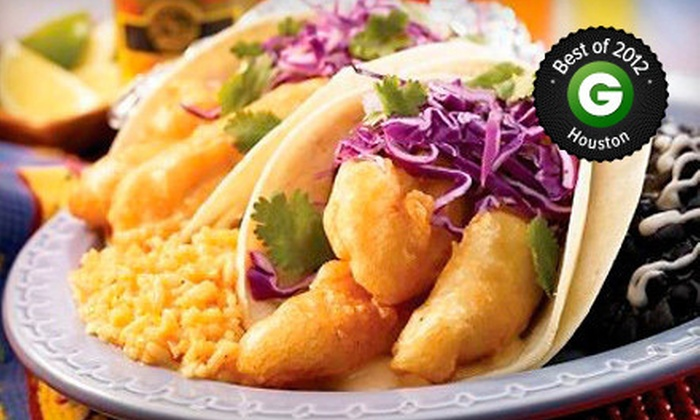 Berryhill Baja Grill - Multiple Locations: $10 for $20 Worth of Fresh-Mex Cuisine at Berryhill Baja Grill