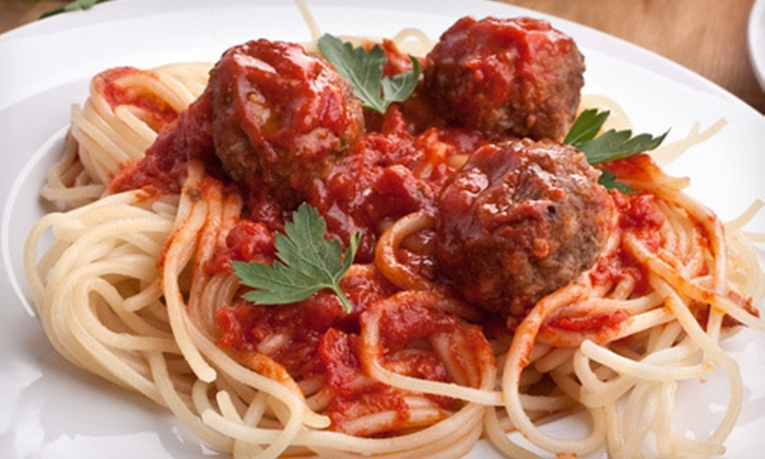Sutera's Italian Restaurant - Shawnee Park: $10 for $20 Worth of Italian Food at Sutera's Italian Restaurant