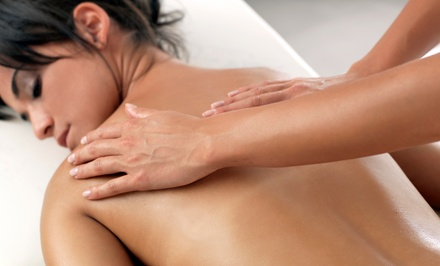 $35 for One 55-Minute Massage with Three-Month Membership at Medicine Massage ($120 Value)