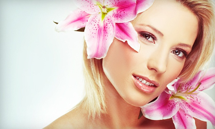 Beneath The Surface Spa - Madison: One or Three Microcurrent Face-Lifts at Beneath The Surface Spa (Up to 63% Off)