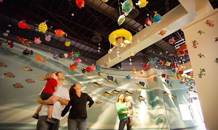 McKenna Children's Museum - New Braunfels: $12 for a Visit for Four to McKenna Children's Museum (Up to $22 Value)