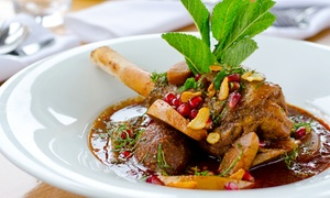 Cafe Massilia: $12for $20Worth of Southern French Cuisine for Dinner, Breakfast, or Lunch at Cafe Massilia