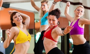 Move Fitness: 10 or 20 Zumba Classes at Move Fitness (Up to 51% Off)