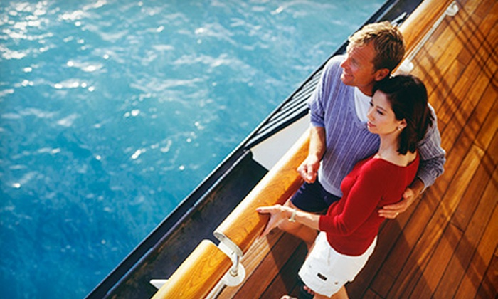 Allen Batista Travel - New York Skyport Marina: Themed Lunch or Dinner Entertainment Cruise for One or Two from Allen Batista Travel (Up to 59% Off)