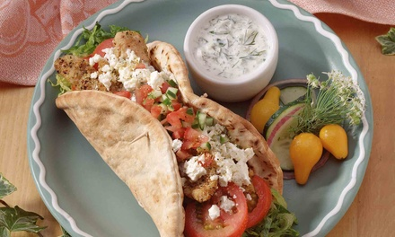 $16 for $30 Worth of Turkish and Mediterranean Cuisine at Istanbul Restaurant