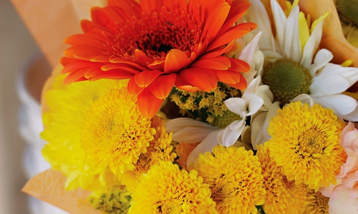 A Rey of Flowers - Multiple Locations: Fresh Flowers from A Rey of Flowers (Half Off). Two Options Available.