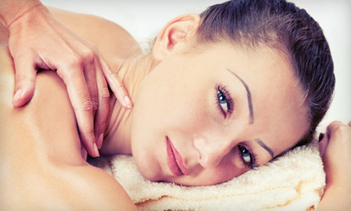 CovRing Day Spa - East Town: $139 for a Spa Package with Massage, Olive-Oil Exfoliation, and Wrap with Scalp Massage at CovRing Day Spa ($310 Value)