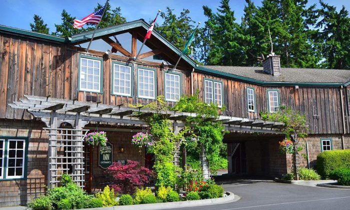La Conner Country Inn - La Conner: $79 for a One-Night Stay for Two at La Conner Country Inn in La Conner, WA (Up to $169 Value)