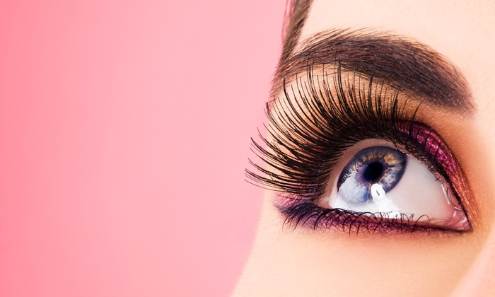 April's Aesthetics - Capitol Hill: Partial Eyelash Extensions or Full Eyelash Extensions with 1 or 2 Touchups at April's Aesthetics (Up to 75% Off)